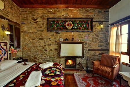Sihirbazın Evi Pansiyon Oracle Şirince