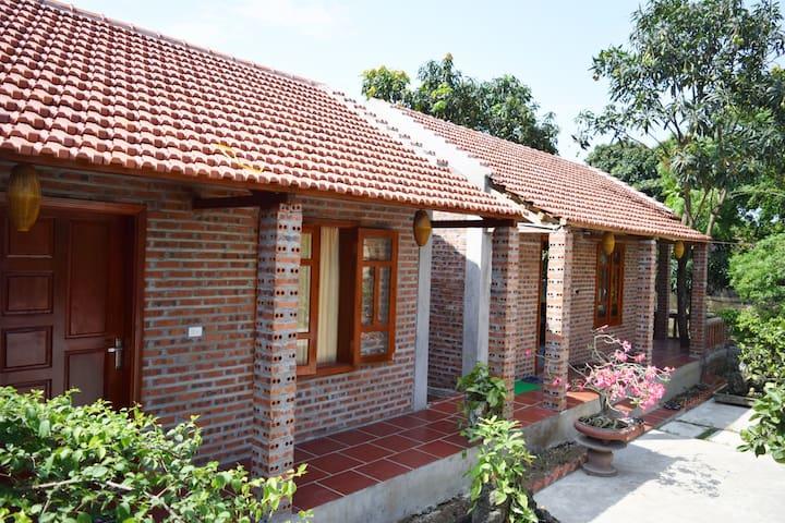 Ninh Binh Nature Home stay - Gia Vân - Casa