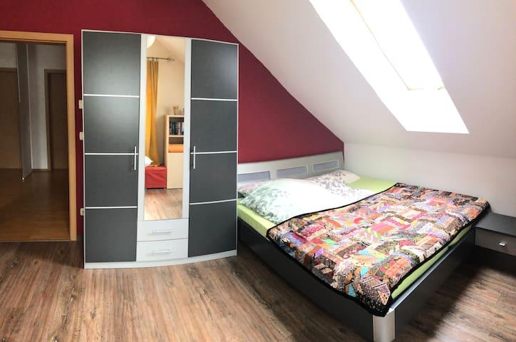 Zimmer in gastfreundlichem Privathaus