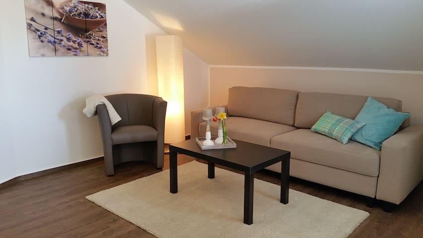 Ferienwohnung Seeblick - Möhnesee - House