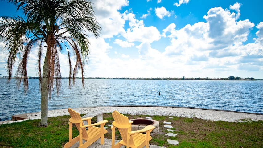 Dolphin Point- Fabulous Open Water Home - Ellenton - Rumah