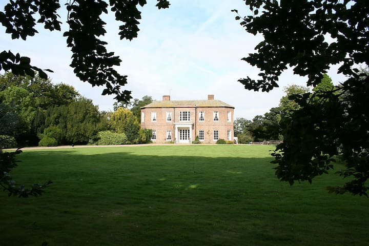 Walcot Hall Estate - North Lincolnshire - Casa