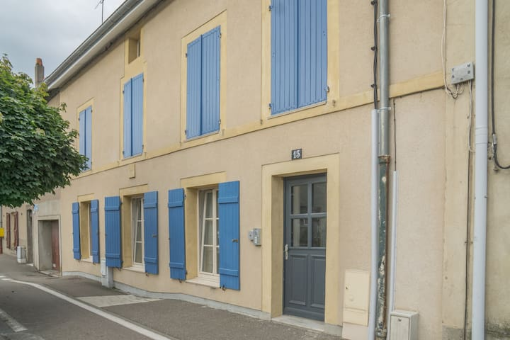Appartement  type F3 à Pont-à-Mousson - Pont-à-Mousson - Lägenhet