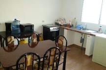 Kitchen/Cosina
