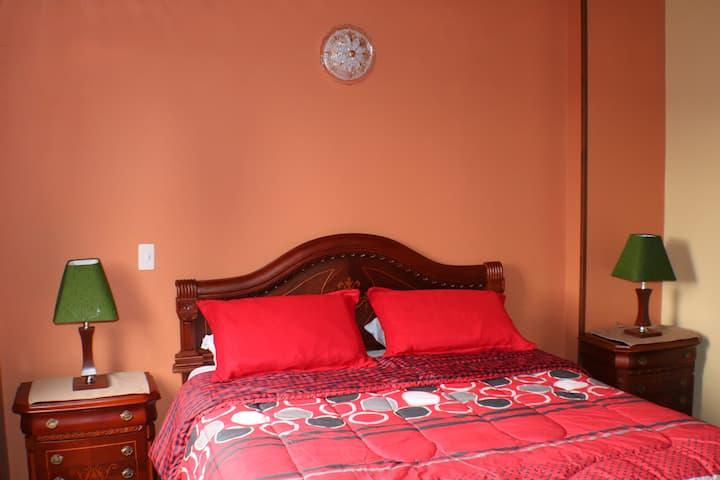 Total piso 3 con Habitación acogedora cerca Bogotá