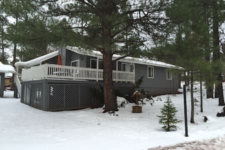 Remodeled 3 Bed Cabin in the Pines - Navajo County - Kabin