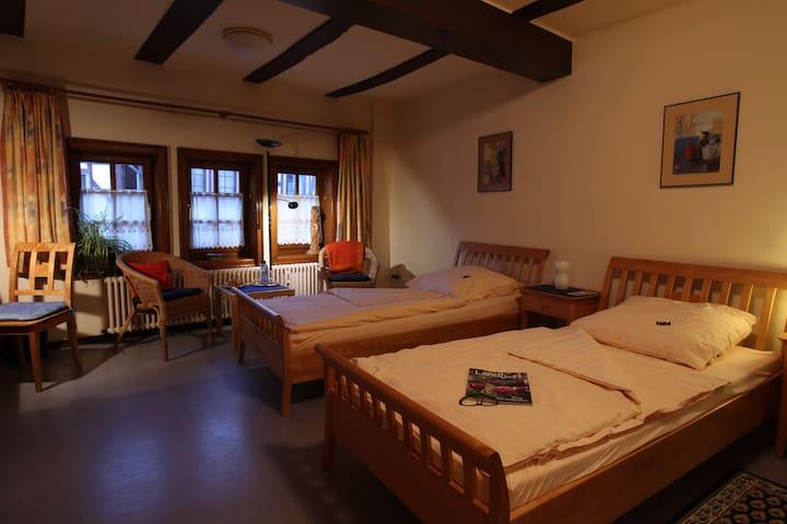 Hochzeitshaus Zimmer 2 - Schotten