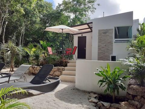 Villa Ixchel Jungle Private Pool Dos Ojos Cenote