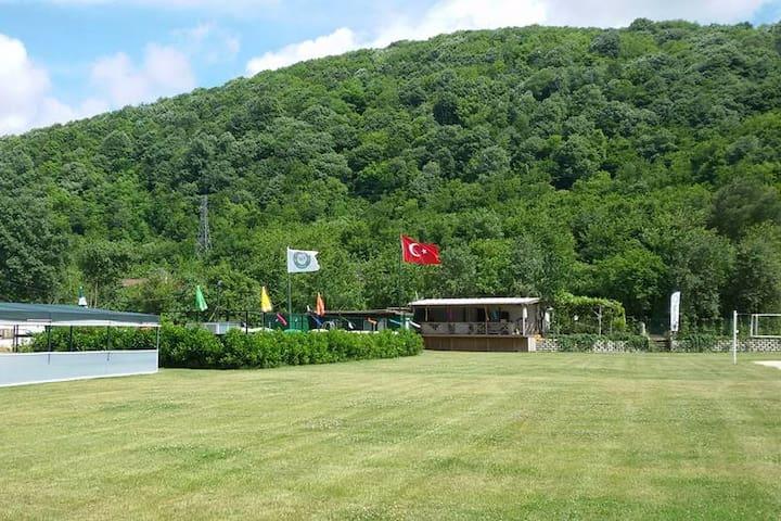 Doğada nefes al - Mahmutşevketpaşa Köyü - Husbil/husvagn