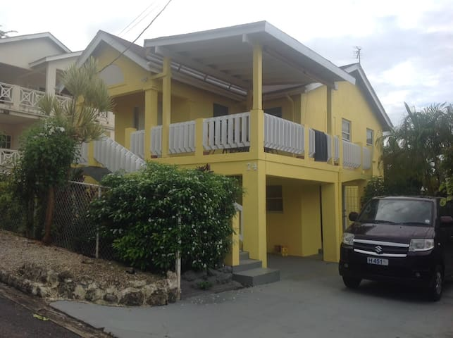 Sunset View (Lower) - Speightstown - Apartamento
