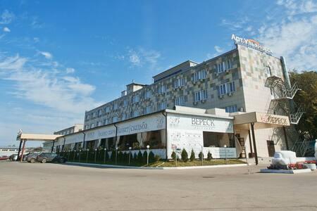 """Гостиничный комплекс """"Арт-Ульяновск"""""""