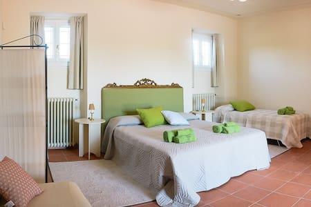Stanza Tripla - Bed & Breakfast La Cascinetta - Passirano