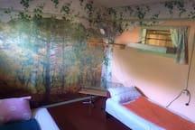 Эконом отдых на Кинбурнской косе в поселке Рымбы
