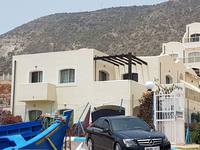Vacance paisible mer montagne - Agadir - Appartement