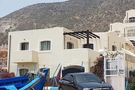 Vacance paisible mer montagne - Agadir