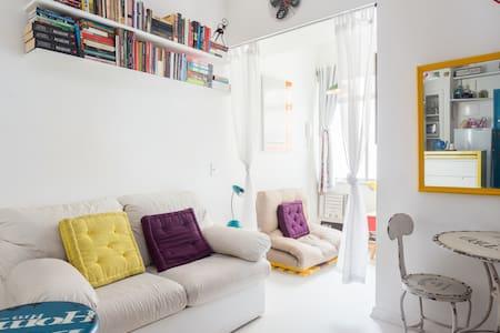 Cozy and silent studio in Lapa-RJ - Rio de Janeiro