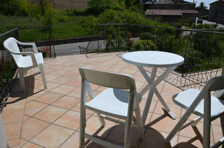 country house to 100miles from Rome - Centeno - Appartement