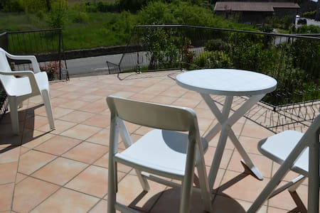 country house to 100miles from Rome - Centeno - Apartamento