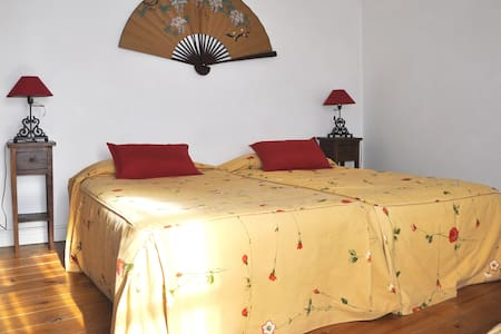 Twin,triple or couple room in Evor.