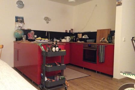 Charmante 80 qm Wohnung in TBB - Tauberbischofsheim - 아파트