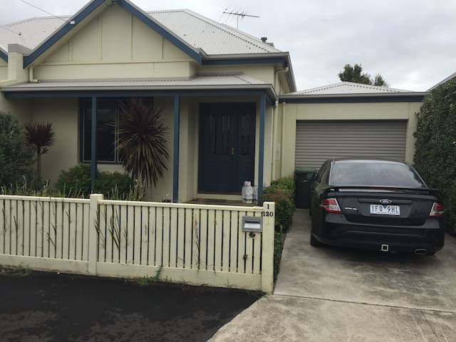 Geelong West Town House-Perfect for 2 or 4 People! - Geelong West - Huis