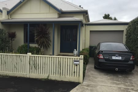 Geelong West Town House-Perfect for 2 or 4 People! - Geelong West - Dům