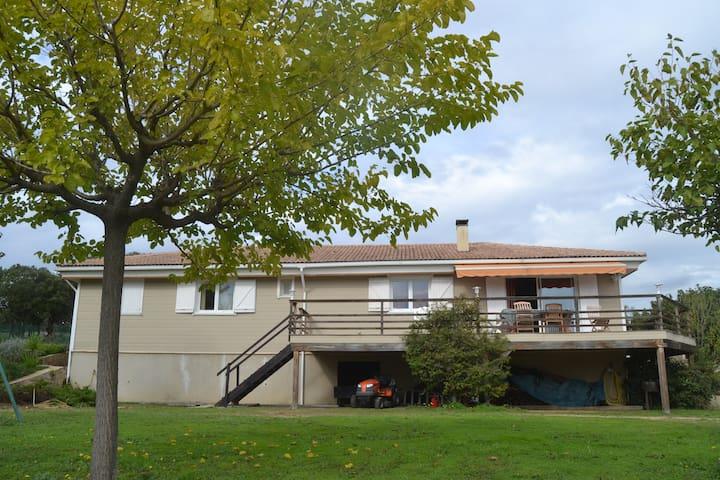 Maison, Golfe Valinco, 8 personnes - Serra-di-Ferro - Casa
