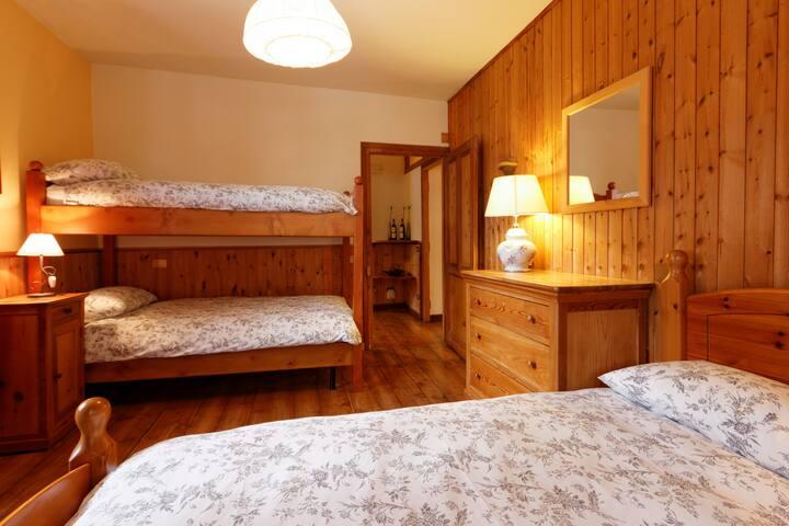 Charming Apartment in Alagna centre - Alagna Valsesia - House