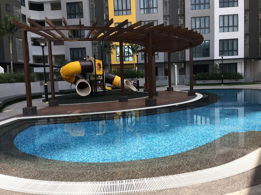Children Playground & Pool