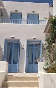 Zas Beach House - Μέγας Γυαλος  - Kondominium