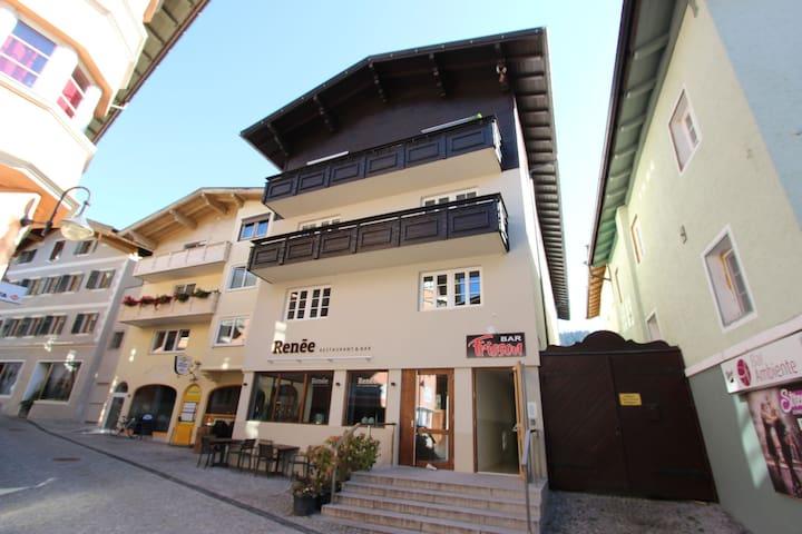 Moderno apartamento en Hopfgarten cerca del telesilla