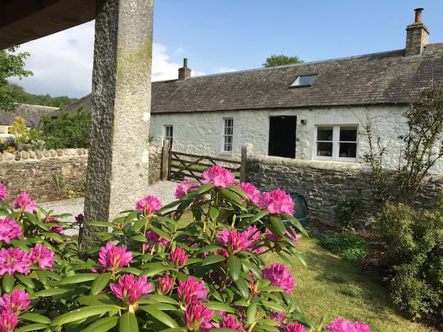 Tackroom Cottage, Cairnsmore Estate - Palnure, Newton Stewart