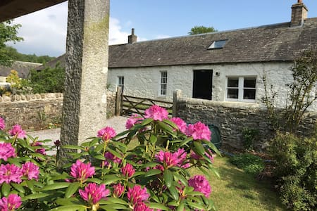 Tackroom Cottage, Cairnsmore Estate - Palnure, Newton Stewart - House