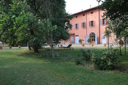 Country  B&B Prato dei Conigli: double room - Castelfranco Emilia