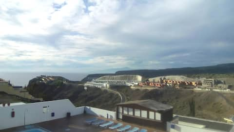 1 bedroom on the mountain from Amadores Beach