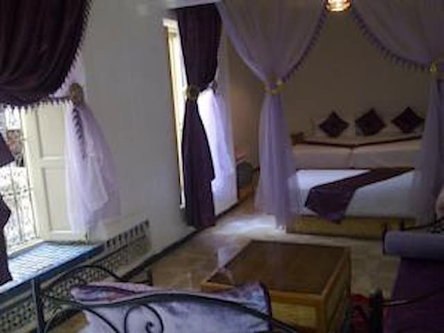 Mouna Suite in Riad Azrou - Azrou