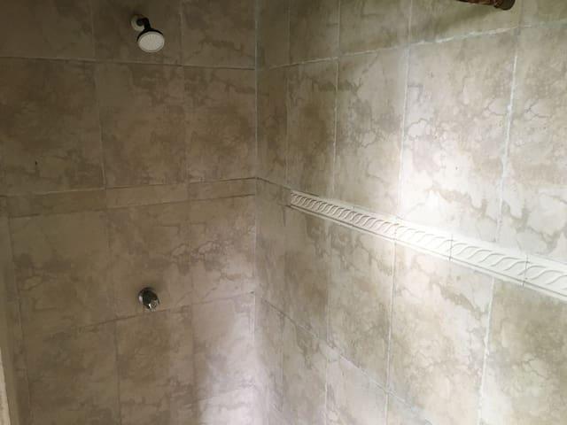 Bathroom 3 shower.