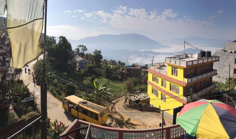 Homestay Cafe de Gorkha Chautari