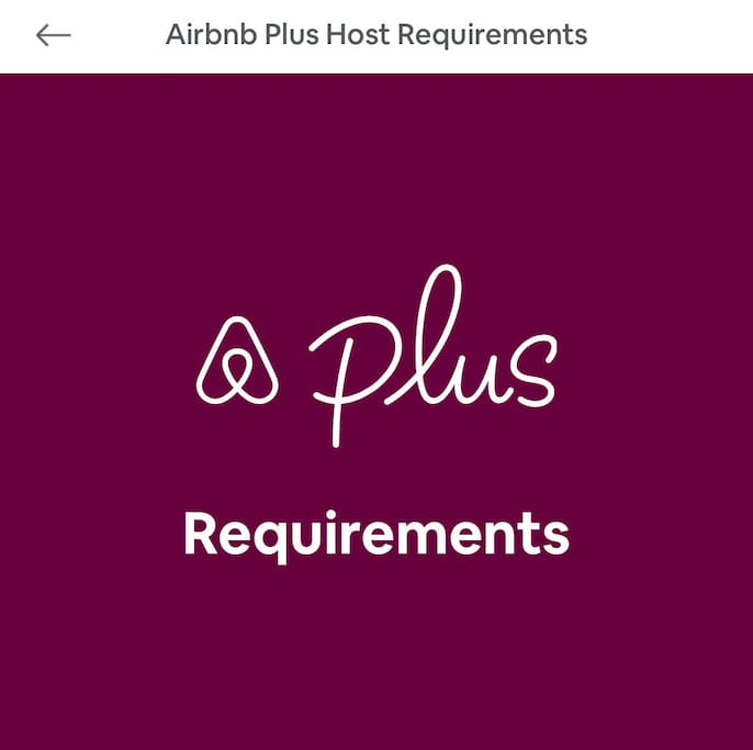 Rest assured! We adhere to the Airbnb Plus Requirements for maximum guest satisfaction!