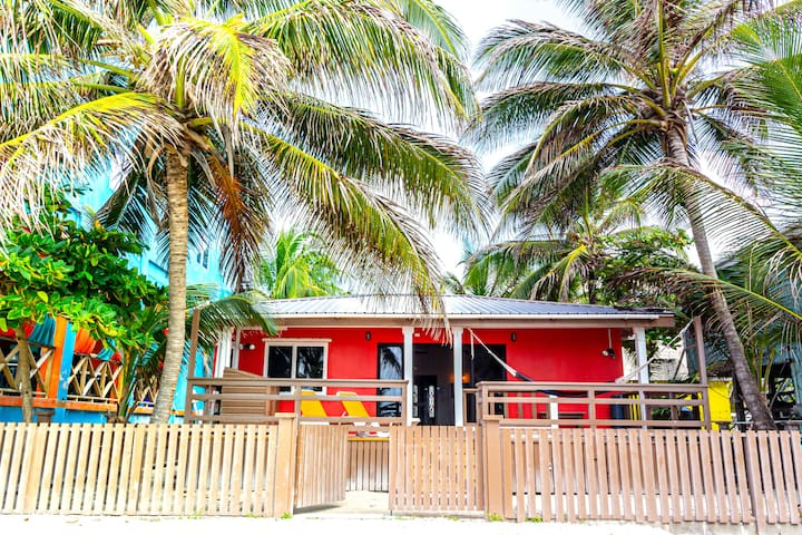 Cozy Beach-side Home Within Walking Distance to all Activities.