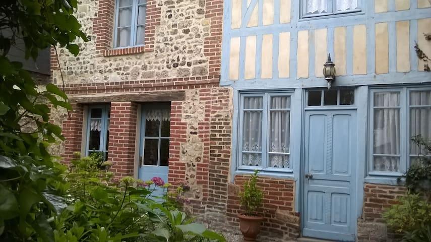 Honfleur  Ancienne maison de pêcheur