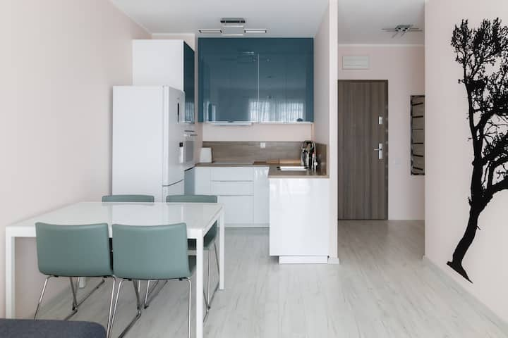 Cedrowa Street Modern Apartment