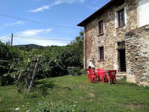 Ca' Rionda - Antica casa rurale.