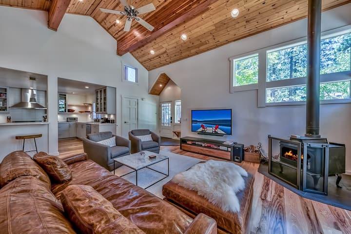 Modern Luxury West Truckee / Donner Lake.
