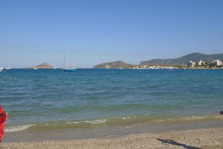 Porto Rafti house, Walk 10minutes to the beach!!! - Porto Rafti