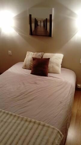 chambre dans appartement privé