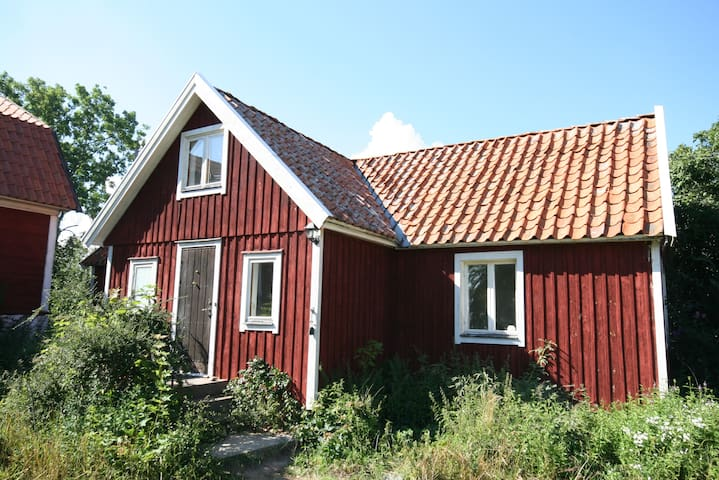 Underbar stuga östra Öland
