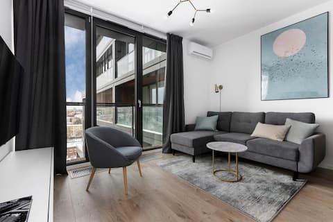 Apartament przy Opera Nova