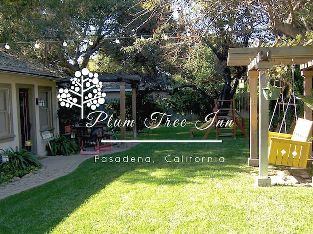 Plum Tree Inn Studio - in Charming Pasadena