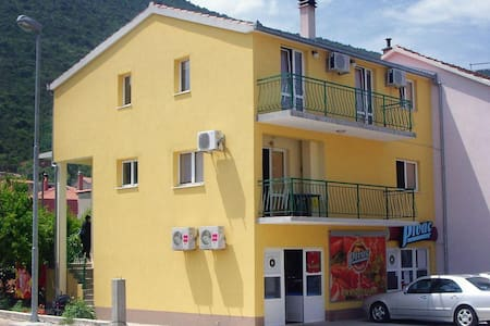 One bedroom apartment with balcony Trpanj, Pelješac (A-4510-a) - Trpanj - Huoneisto